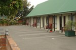 Отель Ashburton's Regency Motel