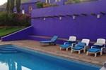 Апартаменты Bungalow Mistico de Tepoztlan