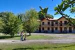 Отель Hotel Hacienda Bustillos