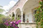 Отель Hacienda Tepich Casa Vargas