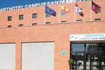 Апартаменты Aparthotel Campus San Mamés