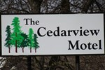 Отель The Cedarview Motel