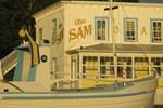 Отель Auberge du Café chez Sam
