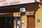 Гостевой дом Pension Carlos Arguiñano