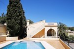 Holiday home Genagra Del Mar Benissa