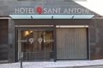 Отель Hotel 9 Sant Antoni