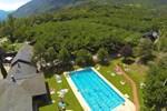 Отель Camping La Borda del Pubill