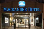 Отель BEST WESTERN Macrander Hotel Frankfurt/Kaiserlei