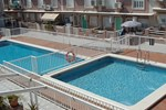 Апартаменты Holiday home Urb. Tamarit Beach Santa Pola