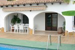 Апартаменты Holiday home Fanadix I Benissa