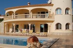Отель Holiday home Villa Paloma Moraira