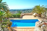 Отель Holiday home Benimeit II Moraira