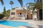 Holiday home Casa Madroño Moraira