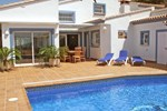 Апартаменты Holiday home Casa Stuttgart Moraira