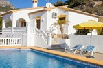Holiday home Benicuco Calpe