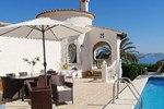 Апартаменты Holiday home Villa Avalon Calpe