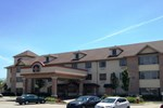 Отель Best Western Plus Burlington Inn & Suites