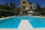 Апартаменты Villa alla Maddalena