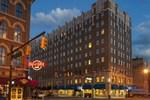 Отель Hampton Inn Indianapolis Downtown Across from Circle Centre