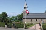 Апартаменты Købmandsgården Gudhjem Denm