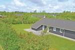 Апартаменты Holiday home Blåbærvej Tarm III