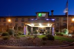 Отель Holiday Inn Express Hotels & Suites Washington-North Saint George