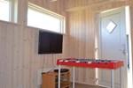 Апартаменты Holiday home Granvej Hvide Sande II