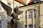 Отель Best Western Parkhotel Engelsburg
