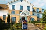 Отель Best Western Hotel Helmstedt