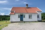 Апартаменты Holiday home Grimstad Westermoenveien
