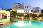 Отель Kastro Antiparos
