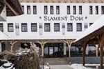 Отель Hotel Slameny dom