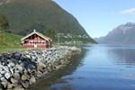 Отель Hustadnes Fjordhytter