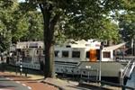 Отель Hotelboot Orca Leiden