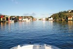 Апартаменты Holiday home Averøy Evastua, Sveggesundet