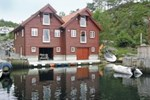 Апартаменты Holiday home Hervik Hattarvågen