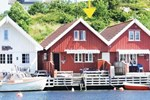 Апартаменты Holiday home Flekkerøy Kjære Brygge Hytte Nr