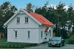 Апартаменты Holiday home Engelsviken Rødstoppen