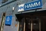 Отель Hotel Hamm