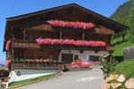 Appartement Rossalm mit Sauna für 6-11 Personen