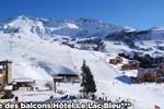 Отель Hotel Lac Bleu 1650