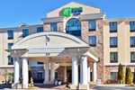 Отель Holiday Inn Express Rome-East