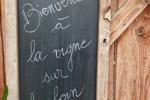 Мини-отель La Vigne sur le Foin
