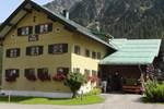 Отель Walserhaus Fritz