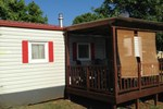 Отель Solaria Mobile Homes Camp Park Umag