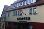 Отель Hotel - Restaurant Zum Karpfen