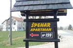 Apartment Špehar