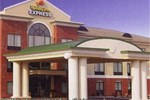 Отель Holiday Inn Express Hotel & Suites CLEARFIELD