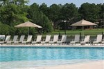 Отель Cuscowilla Golf Resort on Lake Oconee