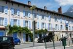 Отель Hotel du Mont Blanc